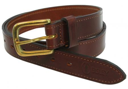 Bisley Stitched Leather Belt