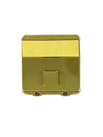 Brass Combination Lock for Briefcase