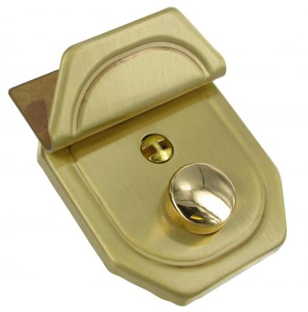 Brass Soft Briefcase Key Lock CL1