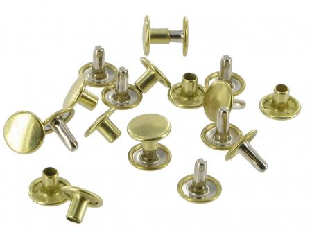 Brass Tubular Rivets