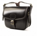Heath Leather Cartridge Bag by Brady