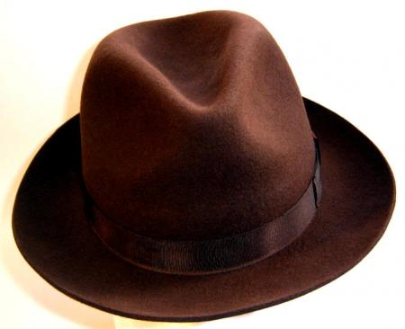 Chepstow Trilby Hat by Christys