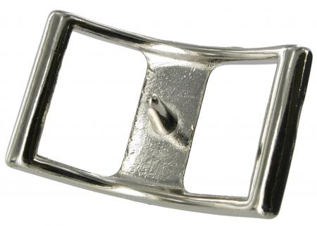 Chrome Conway Buckle 25mm ohc743-1
