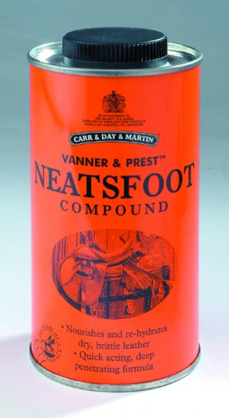 Vanner and Prest Neatsfoot Compound 500ml