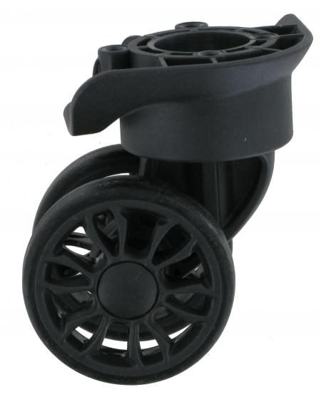 Delsey Shadow Suitcase Wheel with spokes DELSHAD