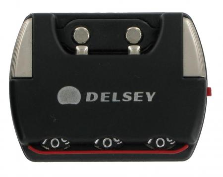 Delsey Suitcase Zip Lock