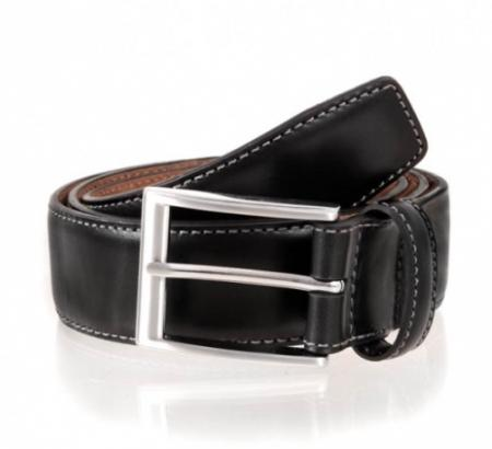 Dents 35mm Full Grain Leather Belt