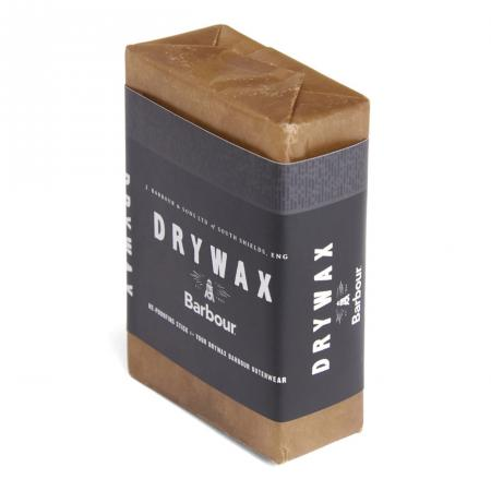 Dry Wax 60g Bar for Barbour Waxed Jackets UAC0145WHII