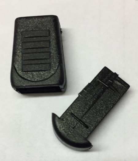 Emergency Replacement Tag for Zip Runners in black ohzp101blk