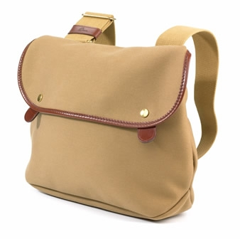 Avon canvas shoulder bag by Brady