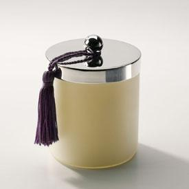 Frosted Tassel Candle