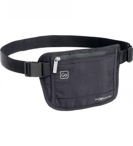 Go Travel Money Minder Belt