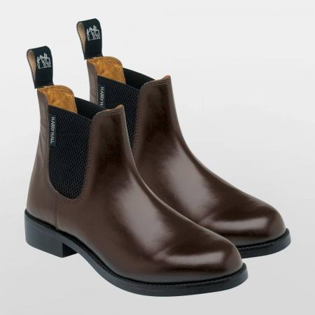 Harry Hall Buxton Jodhpur Boot for Men in brown