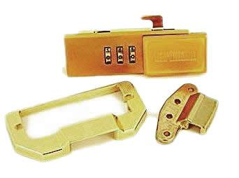 Hartmann Briefcase Combination Lock ohl821
