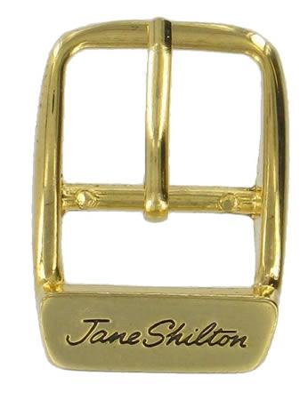 Jane Shilton Handbag Strap Double Buckle Gold Effect JSDB1