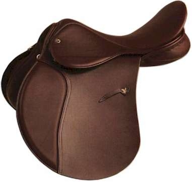 jeffries falcon original hawk event saddle