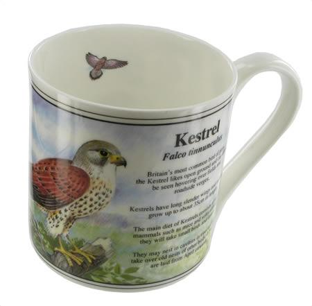 Kestrel Bone China Mug
