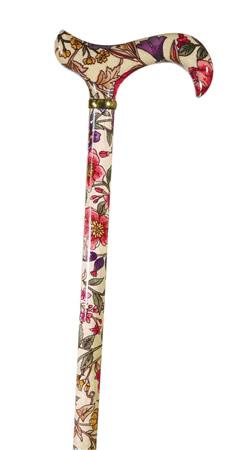 Ladies Garden Party Derby Walking Stick