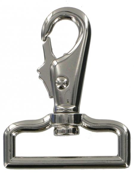 Large Chrome Finish Snap Hook COXTH030CH