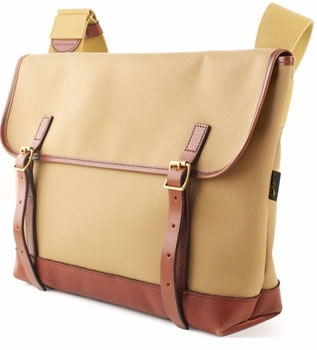 Brady Maclaren canvas shoulder bag