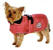 Masta Deluxe waterproof dog coat