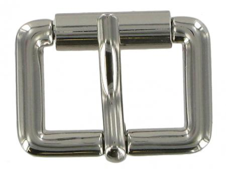 26mm Single Roller Buckles in Chrome finish CXSB5BR