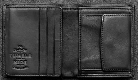Newton Leather Abridged Wallet TH203517