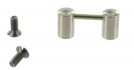 Nickel handle Post
