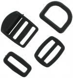 Nylon Buckle Set  25mm CNS1