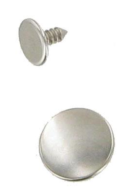 Pack of 10 Jean Fly Buttons 14mm Diameter CXJB4