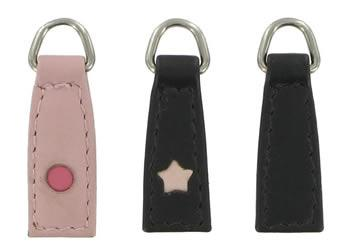 Applique replacement zip tag for Radley handbags Z16/ A and Z27C