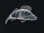 pewter perch badge