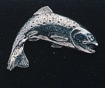pewter trout badge