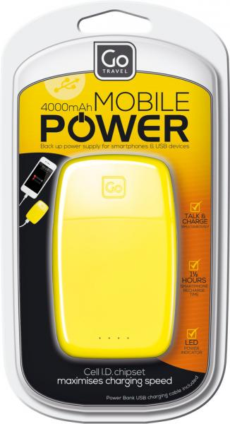 Power Bank 4000 966