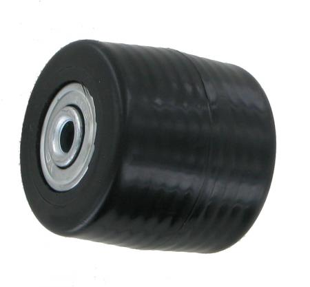 Replacement Barrel Shaped Suitcase Wheel 40mm max diameter CW16