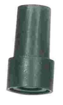 rubber ferrule for spiked hiking poles or staves