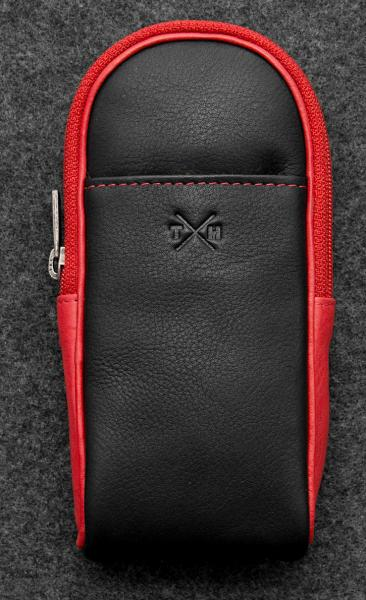 Safari Leather Spectacle Case 430446