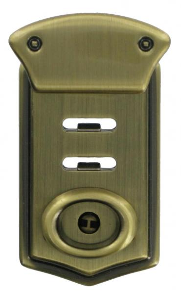 Satin Nickel Briefcase 3 Position Lock ohl2137sn