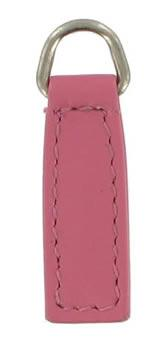 Slim Tapered 3cm replacement zip tag for Radley handbags Z56/B shocking pink