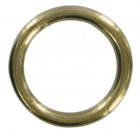Solid Brass Ring 67mm ABR1