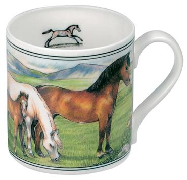 The Welsh Mountain Pony Bone China Mug