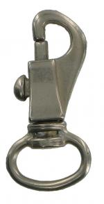 Tiny Swivel Trigger Hook Nickel Finish SOHP1787