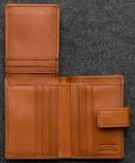 Tudor Card Wallet in Leather TH5006TDR