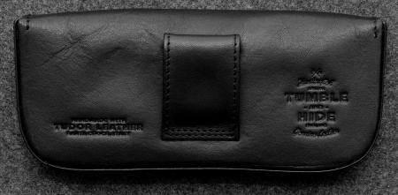 Tudor Glasses Case in Leather TH4303TDR
