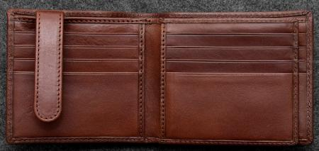Tudor Ultimate Card Wallet in Leather TH2008TDR