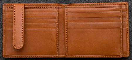 5a0b9c3f0760 Tudor Ultimate Card Wallet in Leather at Cox the Saddler