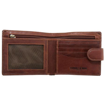 Tumble and Hide Vegetale Leather Wallet