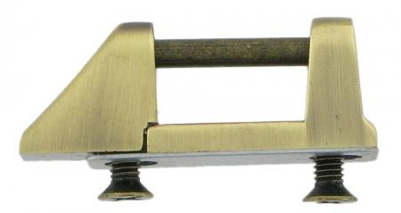 TWO PIECE HANDLE POST BRASS,ANTIQUE BRASS,CHROME CXPH1