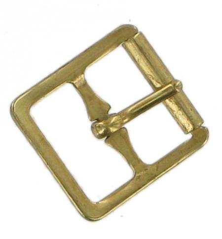 Vintage Brass Roller Buckle for straps 23mm wide CXDB2