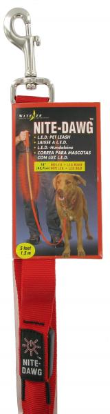 Nite Dawg LED Dog Lead
